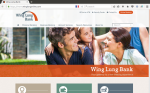 Fake Wing Lung Bank website, not the https connection