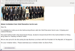 Phishing Email featuring Chief Executive Carrie Lam