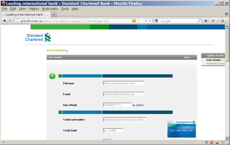 Standardchartered 401k online login gateway